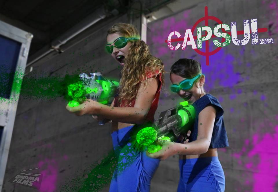 Las hermanas en Capsul