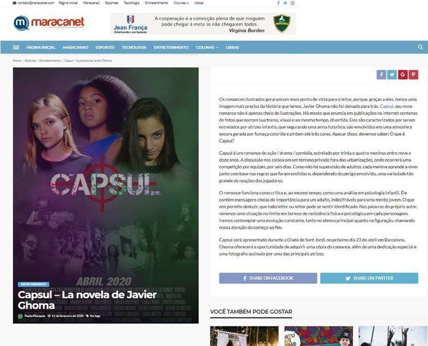 La novela Capsul en Brasil