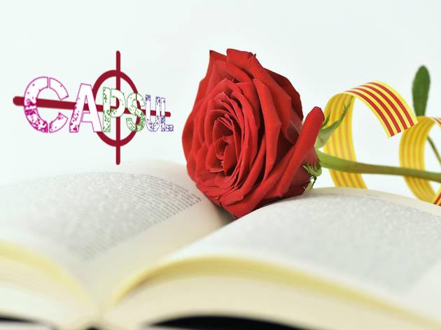 La novela Capsul en Sant Jordi 2020